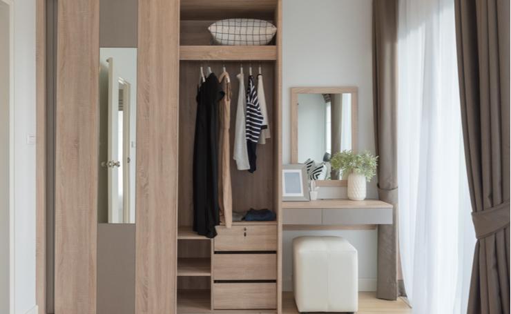 一人暮らしのクローゼットや押入れを上手に使う!賢い収納方法