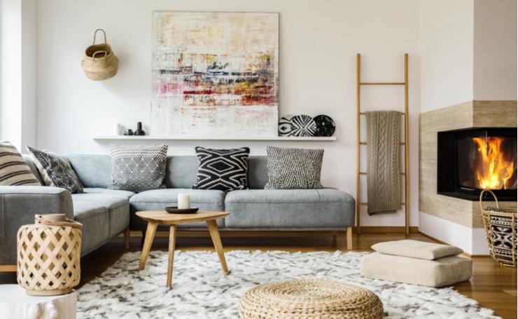 ラグで部屋の雰囲気はガラっと変わる!一人暮らしに最適な色と大きさ