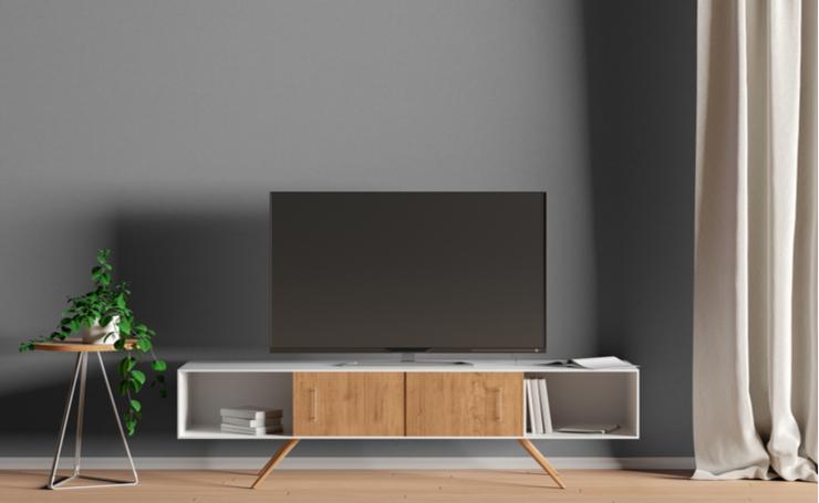一人暮らしの部屋で使いやすい「テレビボード」のサイズと置き方