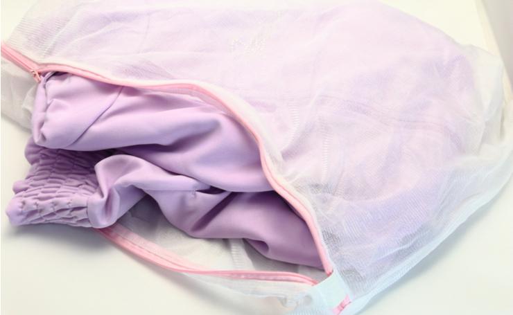 間違って使うと衣類を傷つける原因に!洗濯ネットの正しい使い方