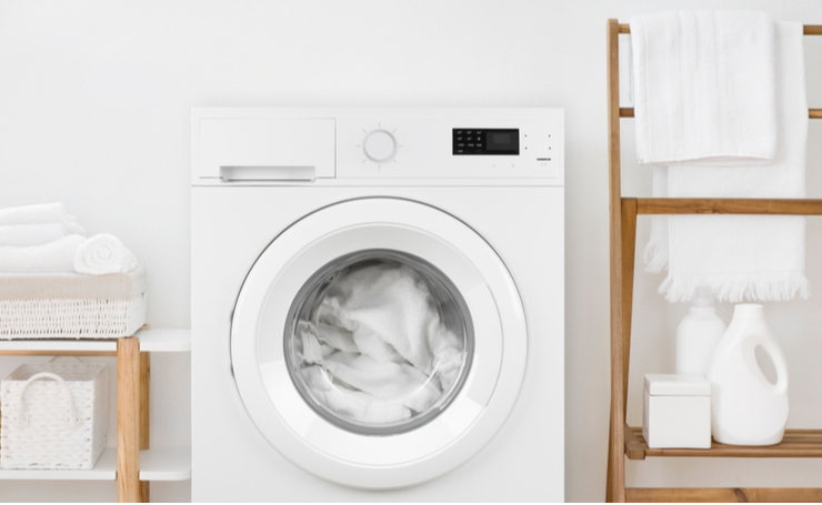 洗濯機にかかる水道代はどれぐらい?一人暮らしでの目安と節約方法